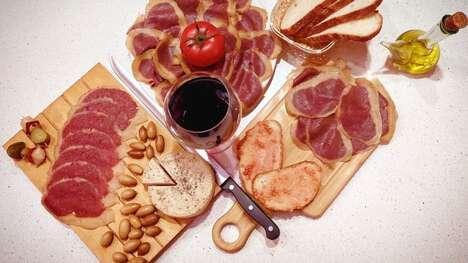 Porkless Cured Hams