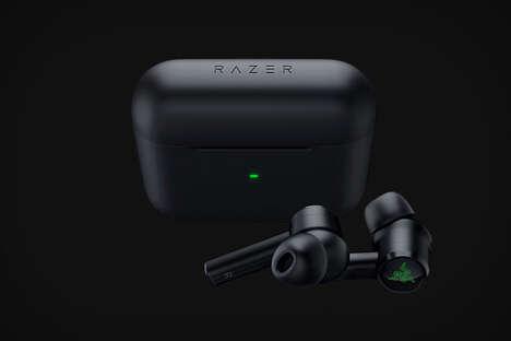 Pro-Grade Gamer Earbuds