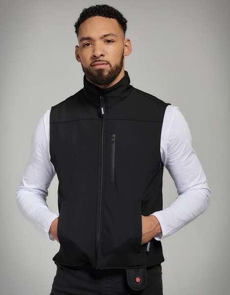 Instant Heat-Up Winter Vests
