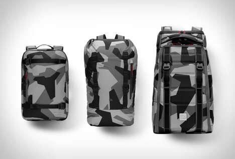 Swedish Military Inspired Luggage