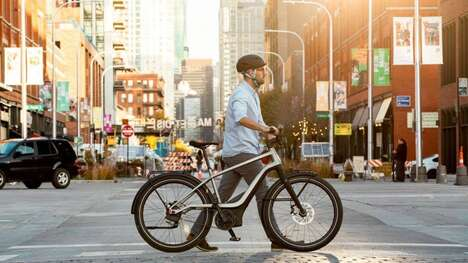 Full-Featured Urban eBikes