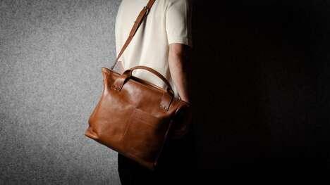 Lux Weekender Shoulder Bags