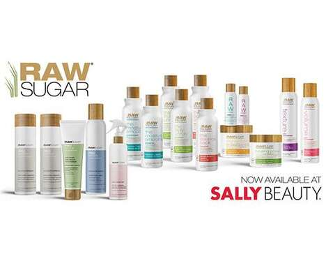 Nourishing Haircare Products