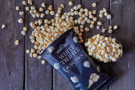 Heirloom White Truffle Popcorn