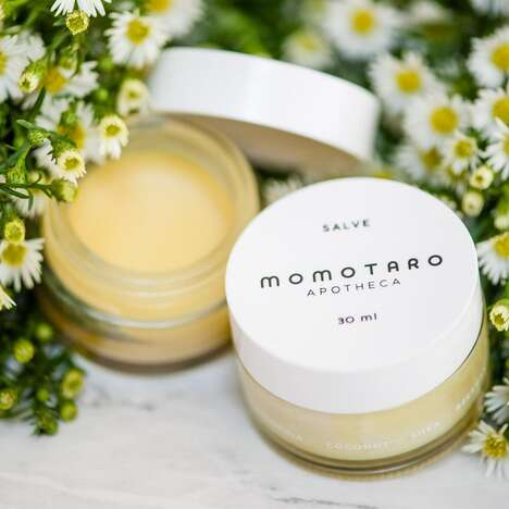 Balm-to-Oil Intimate Salves