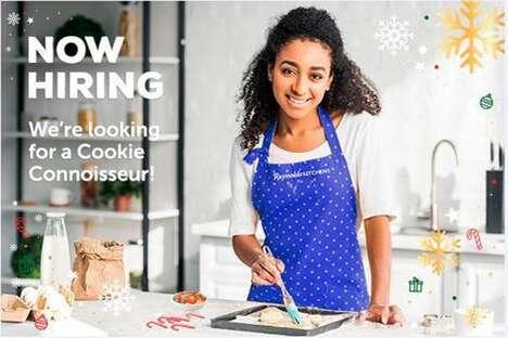 Cookie Connoisseur Dream Jobs