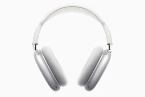 Smart Over-Ear Headphones