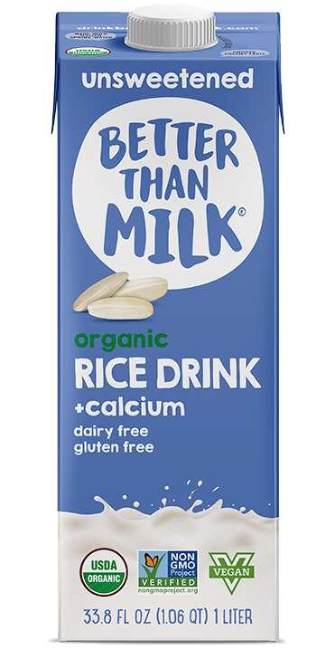 Responsibly Sourced Milk Alternatives