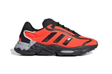 Maximalist Bold Tonal Footwear