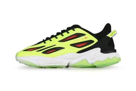 Stark Neon Tech Footwear