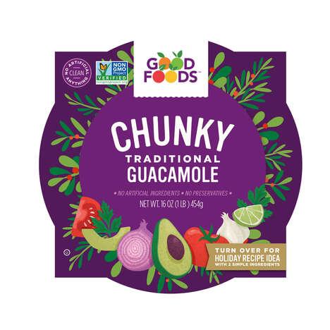 Giftable Guacamole Packaging