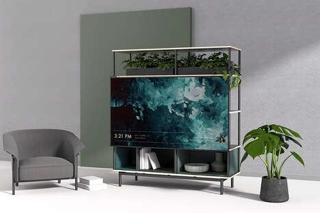 Modular Furniture TV Sets