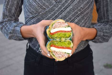 Toronto-Based Retro Tinged Delis