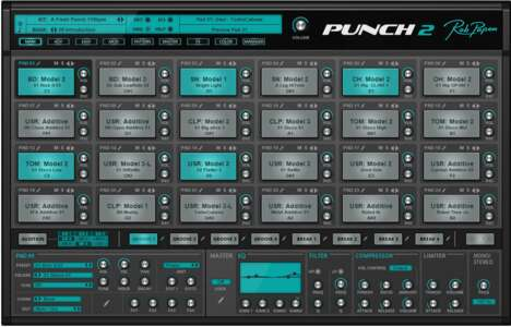 Drum Machine Plug-Ins
