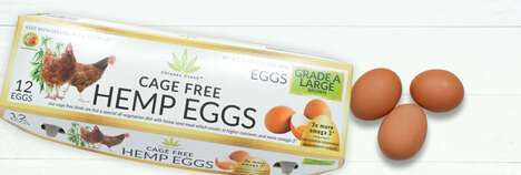 Omega-Rich Hemp Eggs