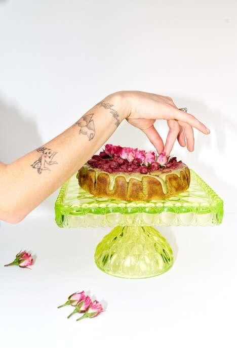 Matcha-Infused Artisan Cake Kits