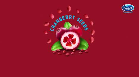 Upcycled Cranberry Seeds