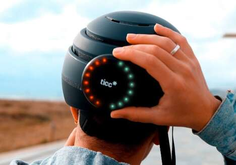 Intelligent Cyclist Turning Signals