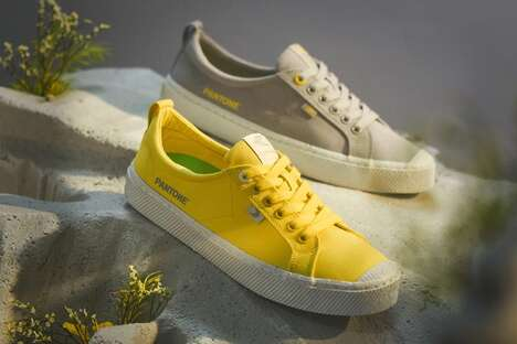Eco Color-Informed Sneakers
