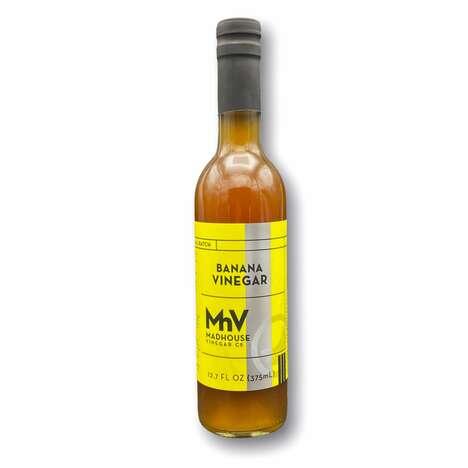 Sustainable Banana Vinegars