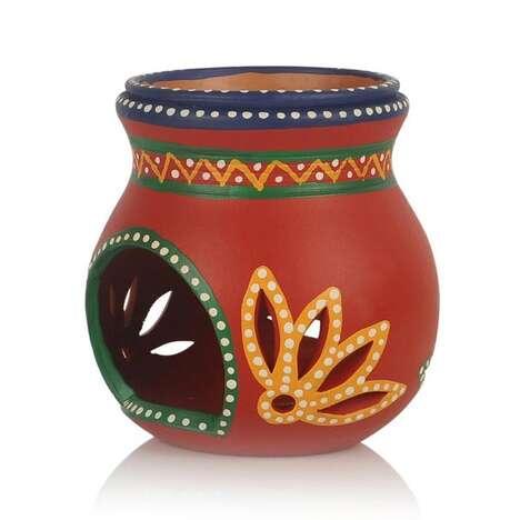 Terracotta Aroma Oil Diffusers