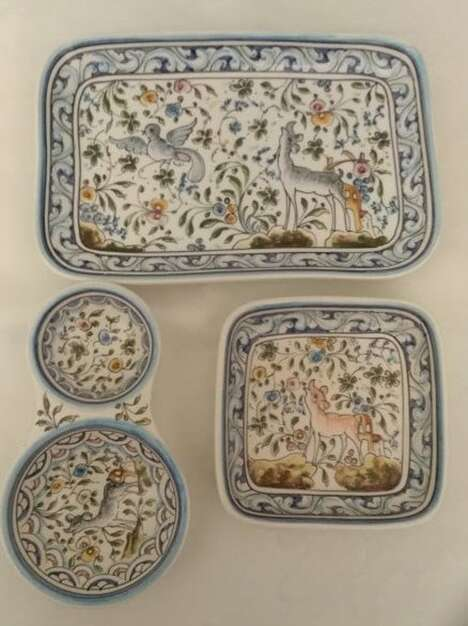 Portuguese Decorative Faience