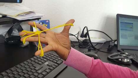 Hand Muscle Exercisers