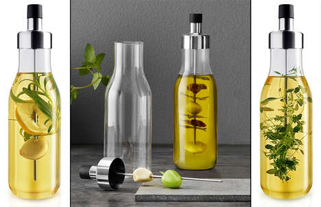 Condiment Flavor Infusion Bottles