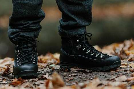 Luxe-Detailed Durable Boots