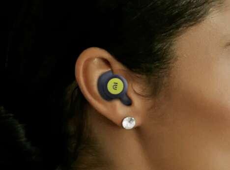 Brain-Stimulating Earbuds