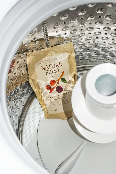 Wild-Harvested Laundry Pods