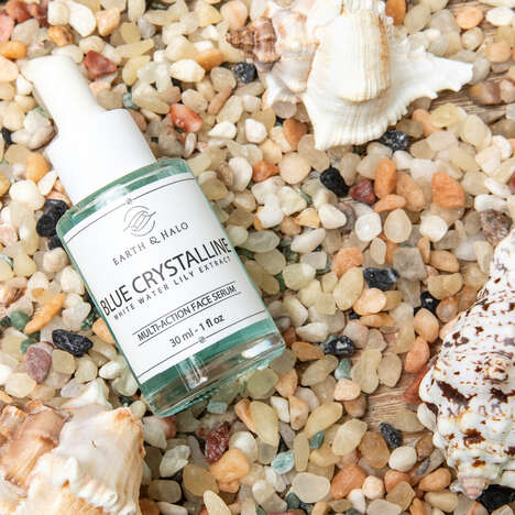 Plant-Powered All-Gender Serums