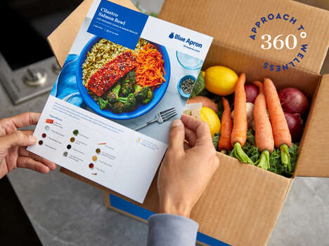 Holistic Meal Kit Campaigns