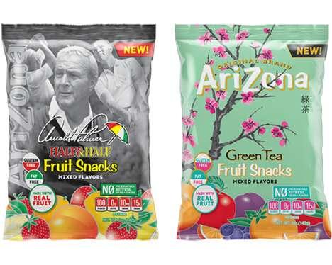 Beverage Brand Fruit Snacks