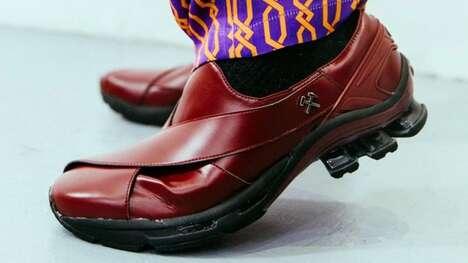 All-Rubber Vegan Footwear
