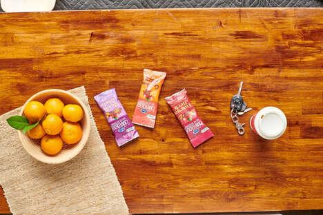 Globally Inspired Superfruit Snacks