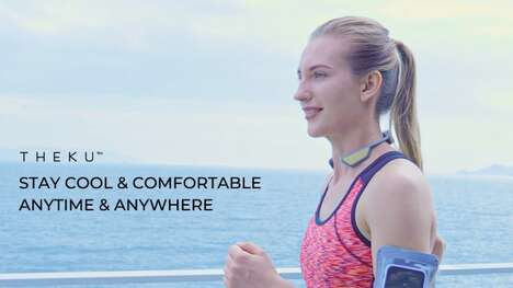 Wearable Mini Air Conditioners