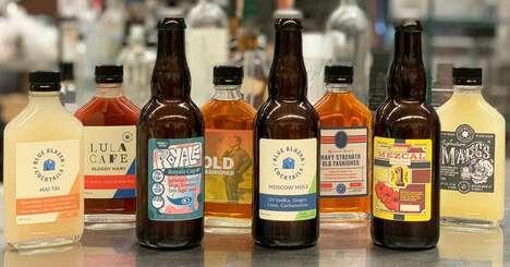 Bar-Branded Craft Cocktails