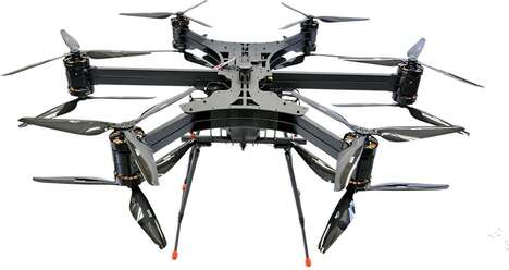 Strong User-Configurable Drones