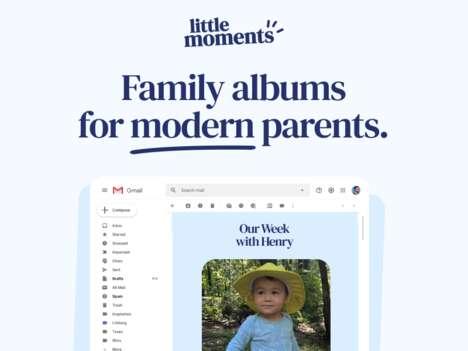 Digitized Familial Photo Albums