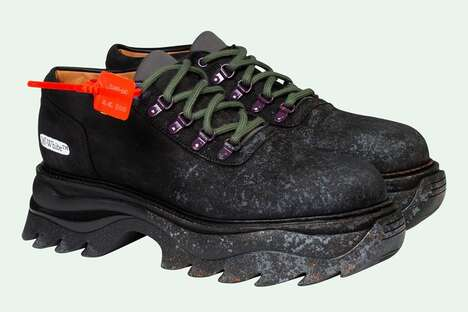 Rugged Trail-Ready Sneakers