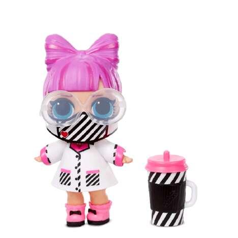 Limited-Edition Masked Dolls