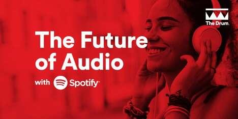 Future-Facing Audio Podcasts