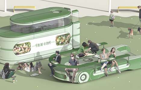 Modular Food Trucks