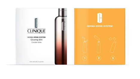 Drinkable Skincare Systems