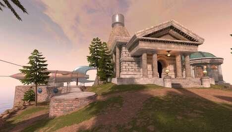 Reimagined VR Puzzle Games