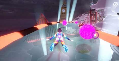 Immersive Digital NYE Experiences