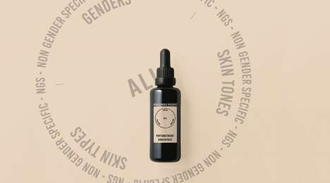 Gender-Neutral Skincare Oils