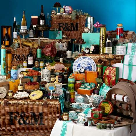Lavish Holiday Hampers