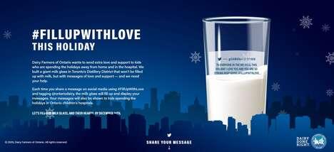 Heartwarming Dairy Campaigns
